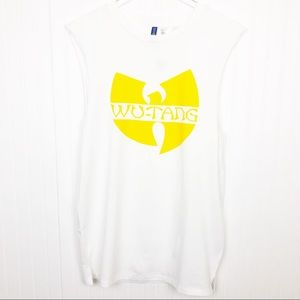 Wu-Tang Clan Graphic Tank Top